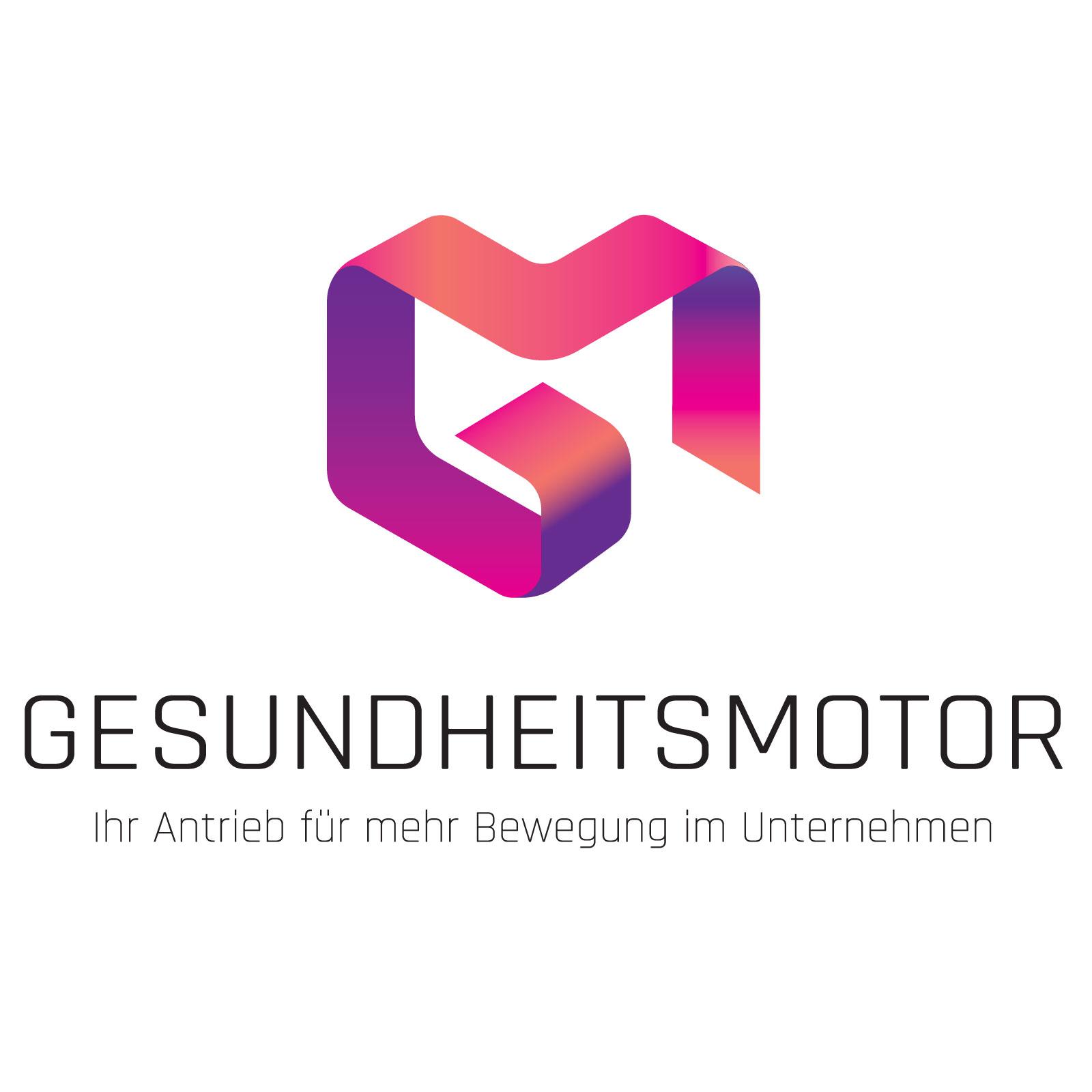 Logo Gesundheitsmotor, Gesundheitsmanagement