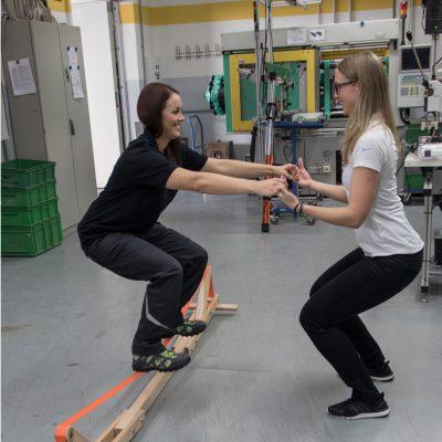 Personal Training in der betrieblichen Gesundheitsförderung